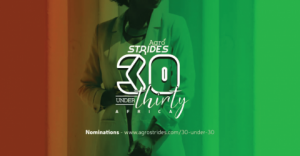 Agrostrides 30 Under 30 (Africa) Nominations