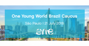 One Young World Brazil Caucus 2018