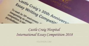 Castle Craig Hospital International Essay Competition 2018