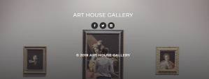 call for artists, online art competition for the month of December 2018 organised by Art House Gallery