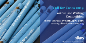 oikos Case Writing Competition