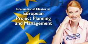 Master in European Project Planning and Management 8th Edition