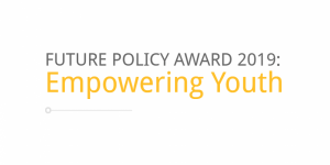 Nominations open for Youth Empowerment Policy Award